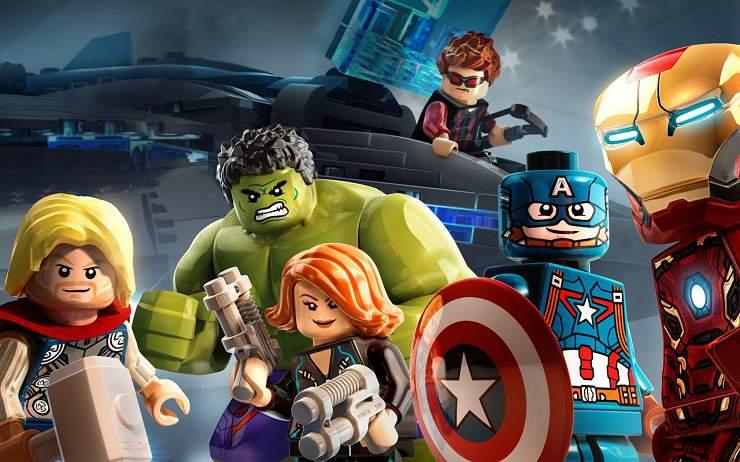 """Lego Marvel""""s Avengers Trainer"""