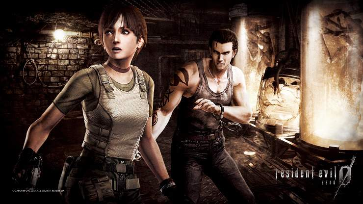 Resident Evil 0 HD REMASTER Trainer