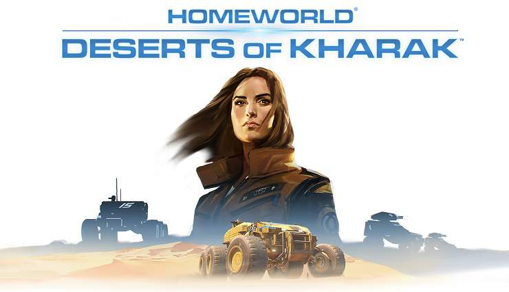 Homeworld: Deserts of Kharak Trainer