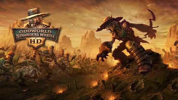"""Oddworld: Stranger""""s Wrath HD Trainer"""