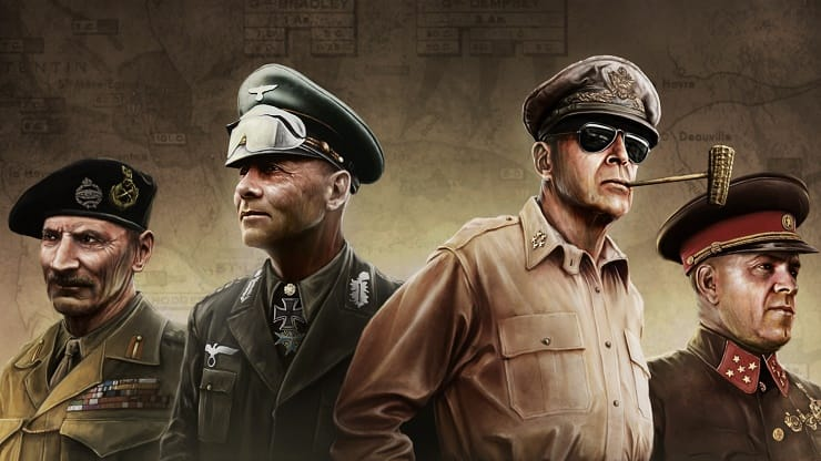 Hearts of Iron IV Trainer