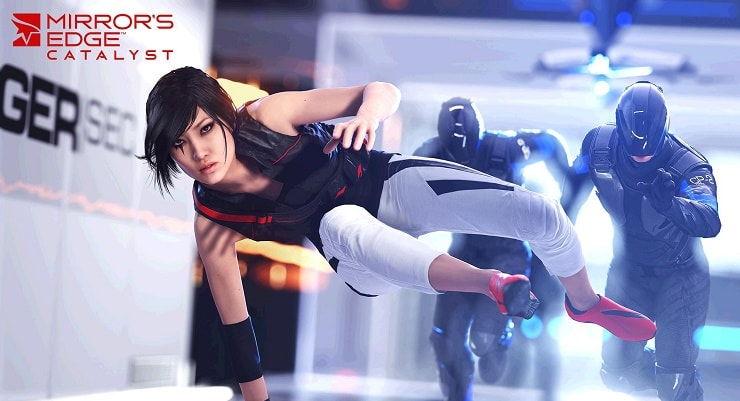 Mirror's Edge Catalyst Trainer