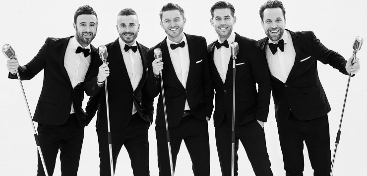 The Overtones: Can't Take My Eyes Off Of You