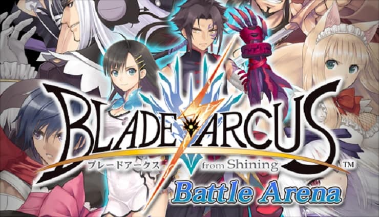 Blade Arcus from Shining: Battle Arena Trainer