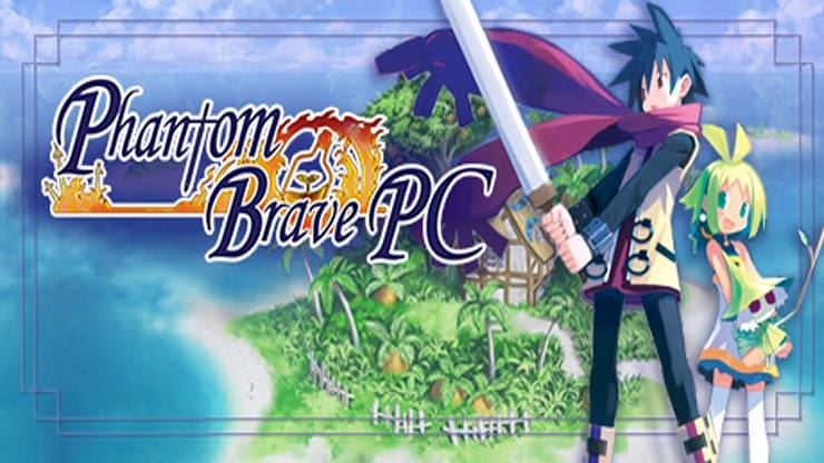 Phantom Brave PC Trainer
