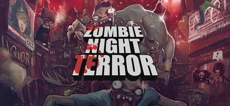 Zombie Night Terror Trainer
