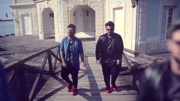 Fabiano ft. Raffaello: Tene a nato nn'ammurato