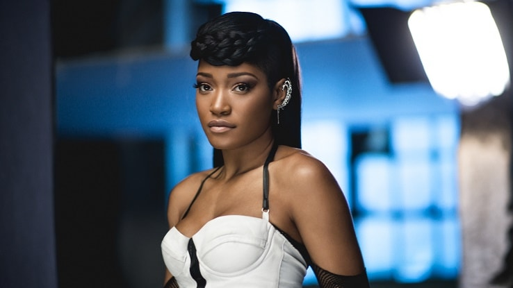 Keke Palmer: Reverse Psychology
