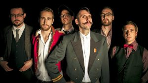 Quiet Quiet Band: In The Body