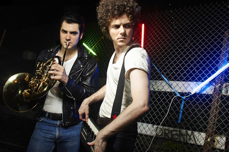 French Horn Rebellion - 2014 press art - Photo Credit: Haley Ballard
