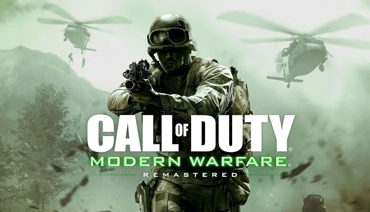 Call of Duty: Modern Warfare Remastered Trainer