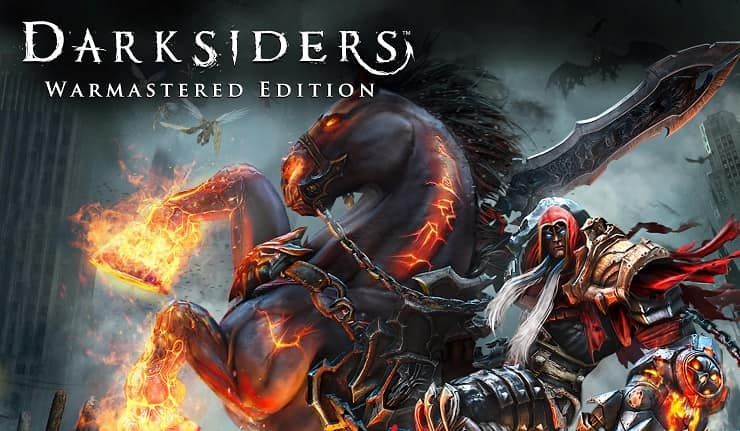 Darksiders Warmastered Edition Trainer