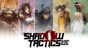 Shadow Tactics: Blades of the Shogun Trainer