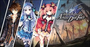 Fairy Fencer F: Advent Dark Force Trainer