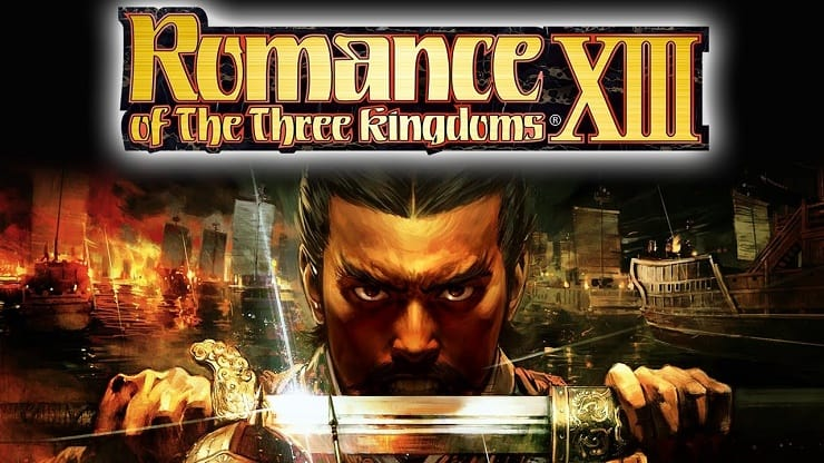 Romance of the Three Kingdoms XIII with Power-Up Kit Trainer