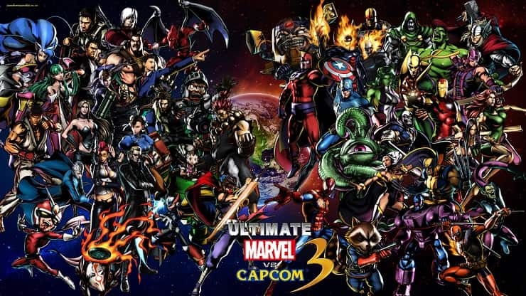 Ultimate Marvel vs. Capcom 3 Trainer