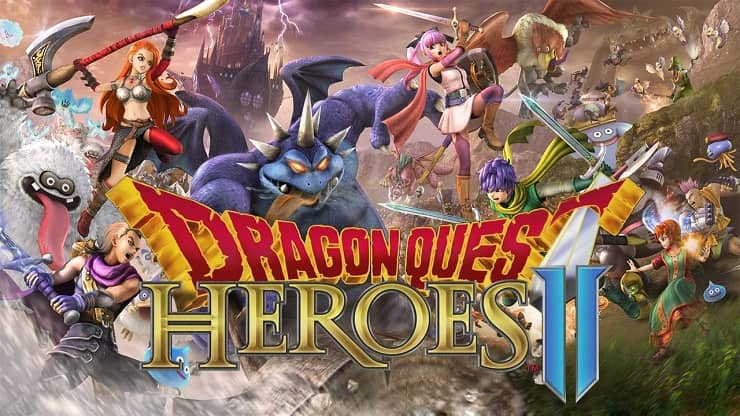 Dragon Quest Heroes II Trainer
