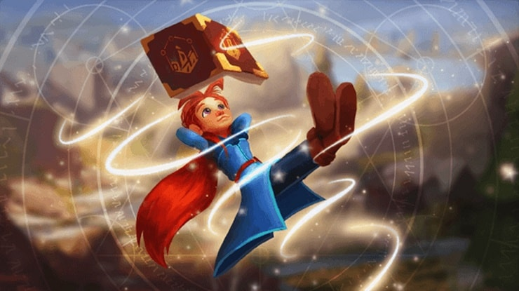 Mages of Mystralia Trainer