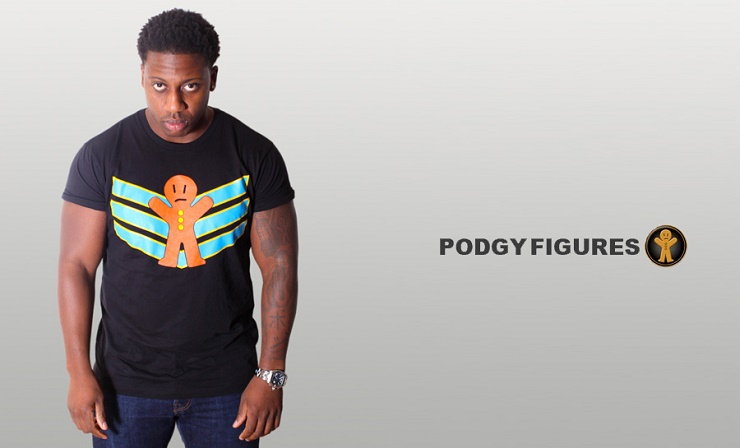Podgy Figures ft. Scrufizzer: Mans Up