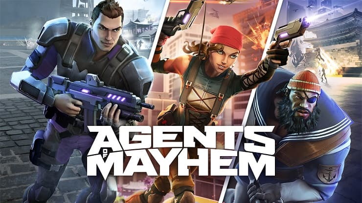 Agents of Mayhem Trainer