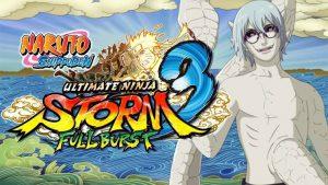 Naruto Shippuden - Ultimate Ninja: Storm 3 - Full Burst HD Trainer