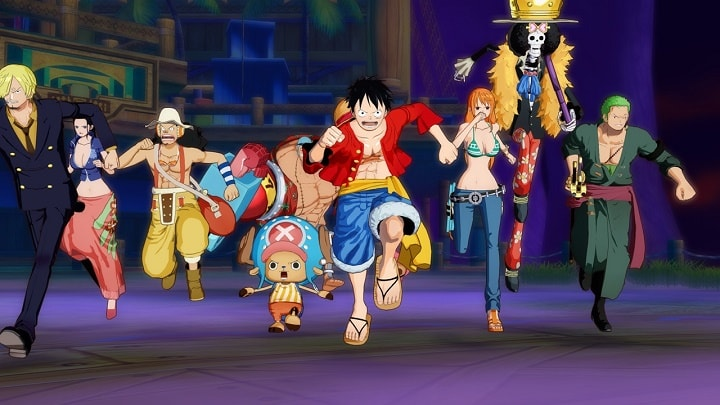 One Piece: Unlimited World Red Trainer