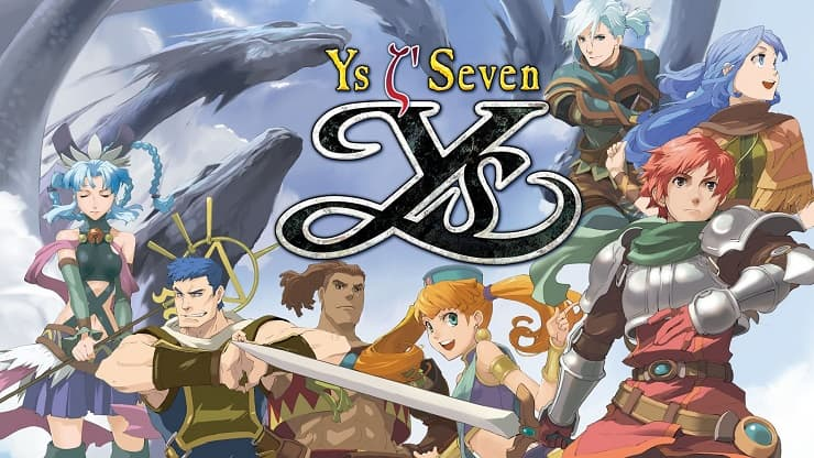 Ys Seven Trainer