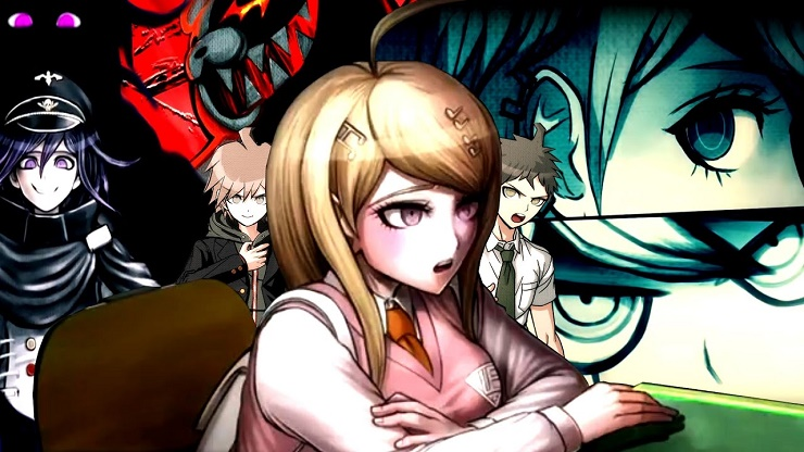 Danganronpa V3: Killing Harmony Trainer