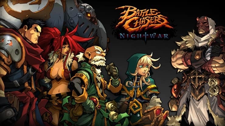 Battle Chasers: Nightwar Trainer