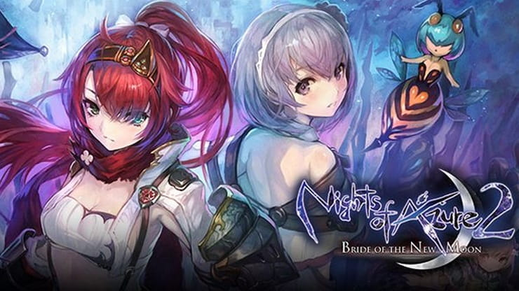 Nights of Azure 2: Bride of the New Moon Trainer
