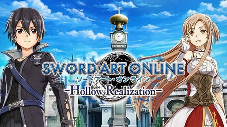 Sword Art Online Hollow Realization Trainer