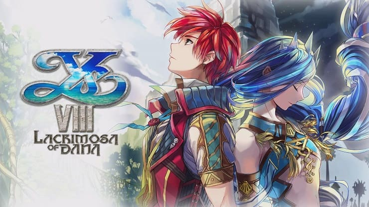 Ys VIII: Lacrimosa of Dana Trainer