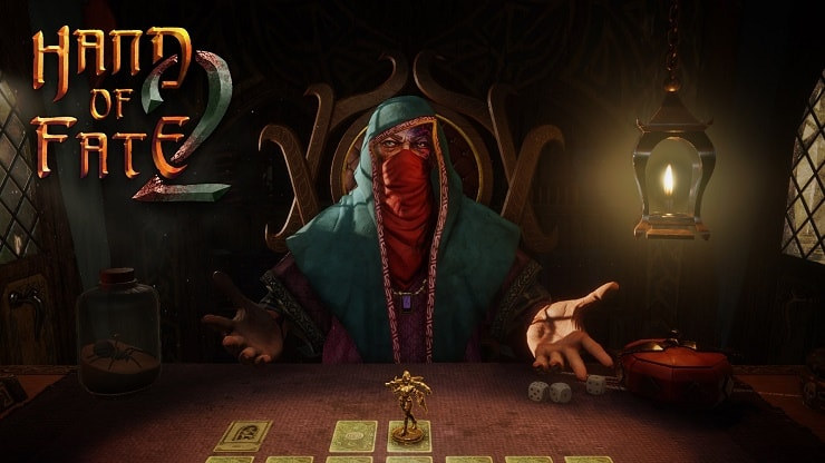 Hand of Fate 2 Trainer