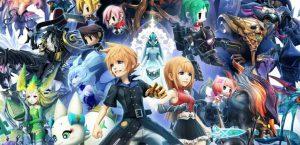 World of Final Fantasy Trainer