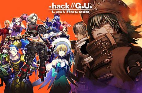 .hack//G.U. Last Recode Trainer