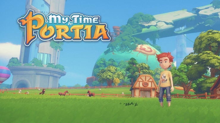 My Time at Portia Trainer