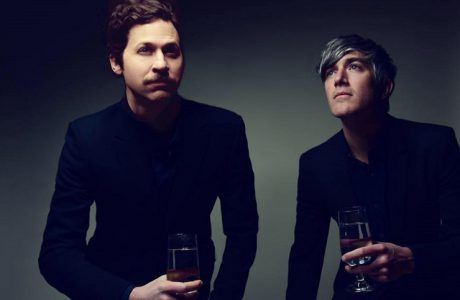 We Are Scientists: One In, One Out
