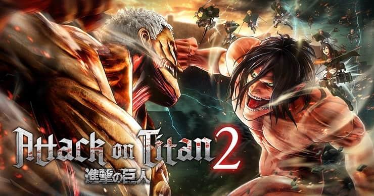 Attack on Titan 2 Trainer