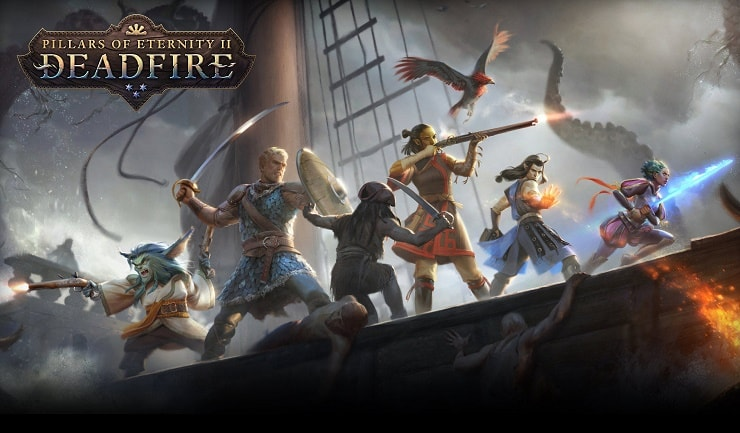 Pillars of Eternity II: Deadfire Trainer