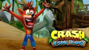 Crash Bandicoot N. Sane Trilogy Trainer