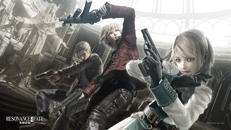 Resonance of Fate - End of Eternity 4K - HD Edition Trainer