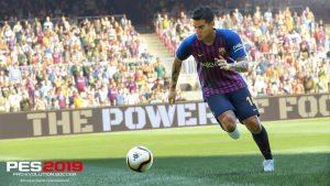 Pro Evolution Soccer 2019 Trainer