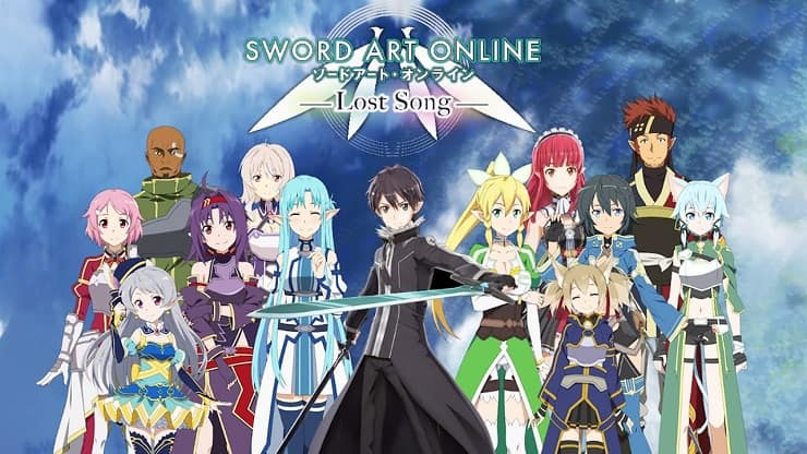 Sword Art Online: Lost Song Trainer