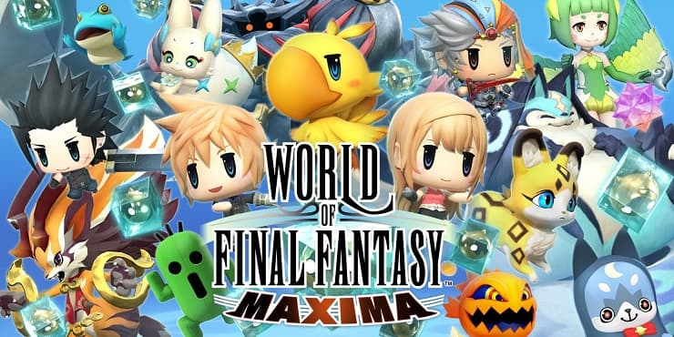 World of Final Fantasy Maxima Trainer