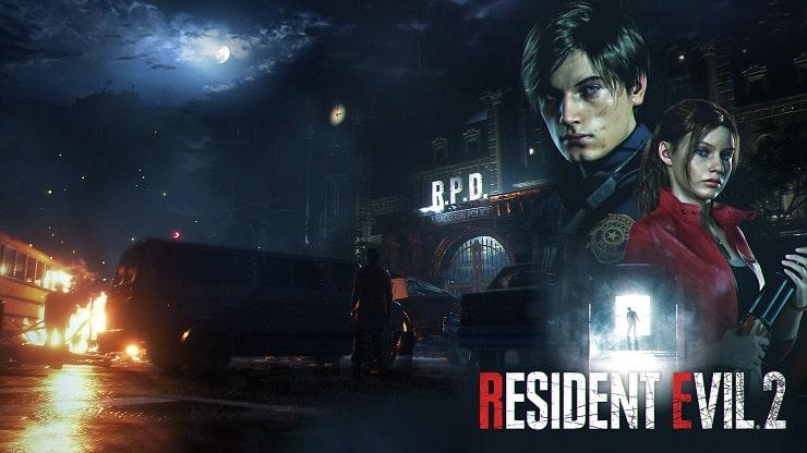 Resident Evil 2 Trainer (2019)