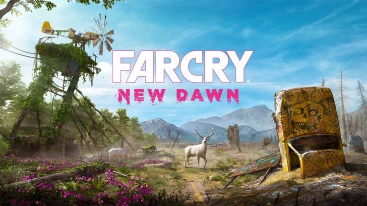 Far Cry New Dawn Trainer
