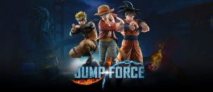 Jump Force Trainer