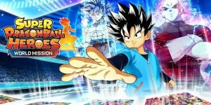 Super Dragon Ball Heroes: World Mission Trainer