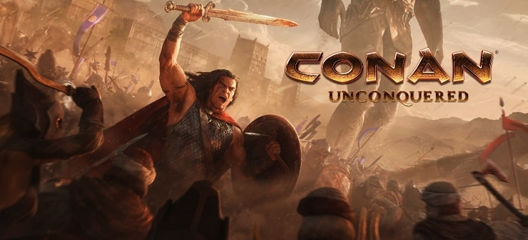 Conan Unconquered Trainer
