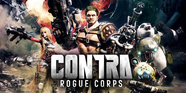 Contra: Rogue Corps Trainer